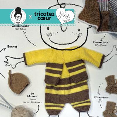 Association Tricotez-Coeur – Point relais des ateliers créatifs