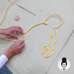 les ateliers créatifs de sarah gyver lego tricotin diy Zôdio
