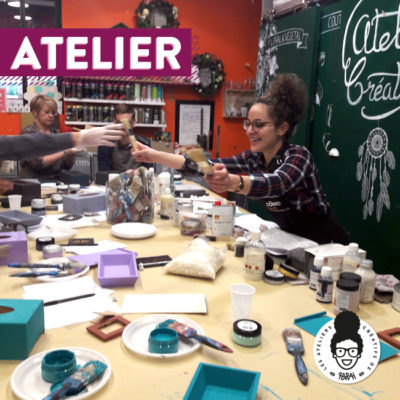 Atelier – « Initiation restauration du meuble »