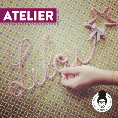 Atelier – «Tricotin»