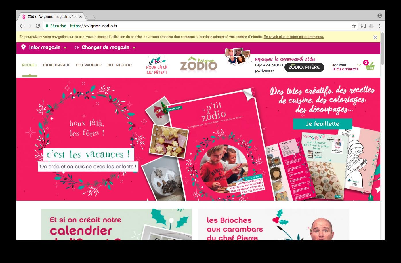 "Web magazine Zôdio ""Le P'tit Zôdio"" - tuto Sarah Gyver Gaouaoui"