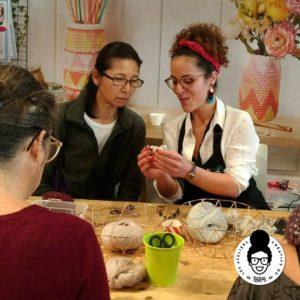 Salon Créations & Savoir Faire ateliers créatifs DIY par Sarah Gyver Mollie Makes Zôdio