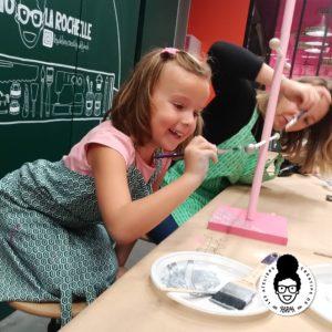 les ateliers créatifs de sarah gyver gaouaoui Zôdio La Rochelle noël calendrier de l'avent parent enfant