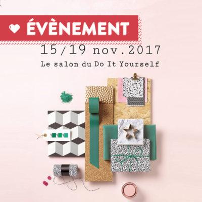 Salon «Créations et Savoir Faire» 2017 – Paris