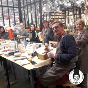 les ateliers créatifs de sarah gyver initiation restauration du meuble Zôdio