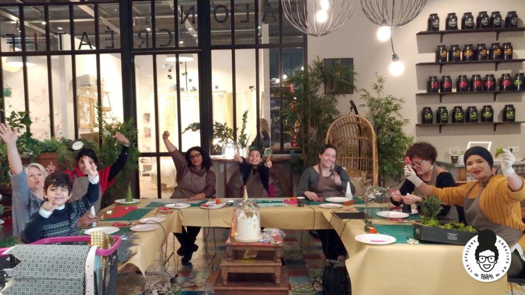les ateliers créatifs de Sarah Gyver Zôdio cloche de noël diy