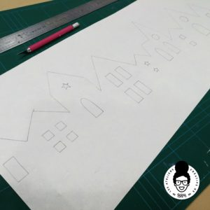 les ateliers créatifs de Sarah Gyver Zôdio cloche de noël diy tuto