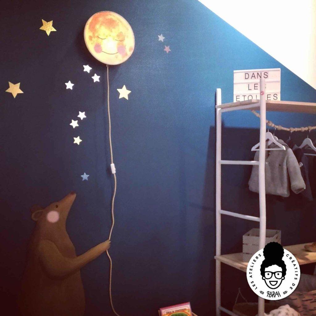 les ateliers créatifs de sarah gyver zôdio la rochelle décoration chambre enfant