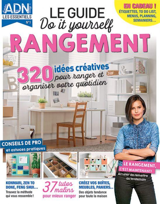 les ateliers créatifs de sarah gyver zôdio la rochelle magazines DIY l'Atelier des Nanas l'essantiel Do it yourself rangement