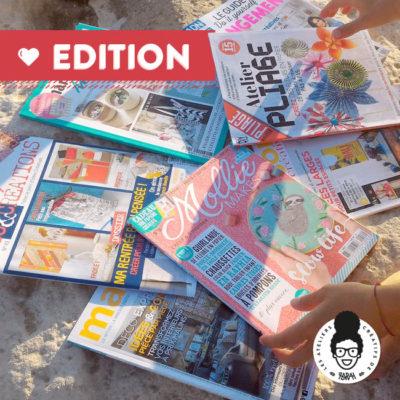Les magazines DIY de la rentrée !!!