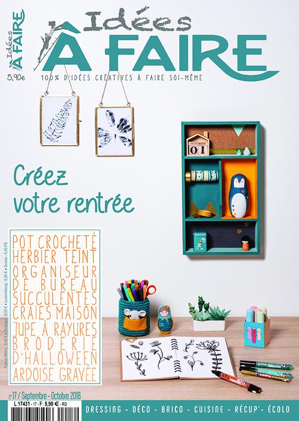 les ateliers créatifs de sarah gyver zôdio la rochelle magazines DIY Idées à Faire