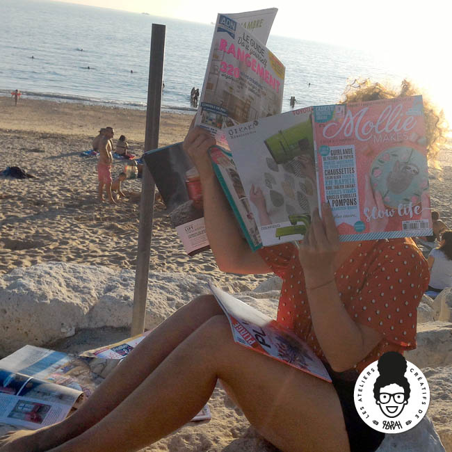 les ateliers créatifs de sarah gyver zôdio la rochelle magazines DIY