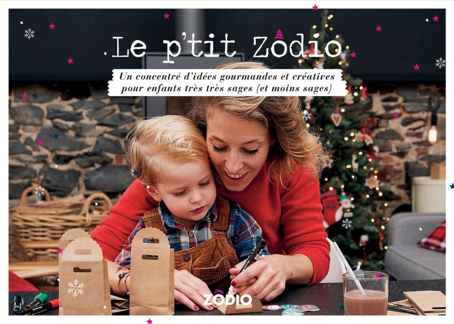 catalogue noël Zôdio les ateliers créatifs de sarah gyver gaouaoui