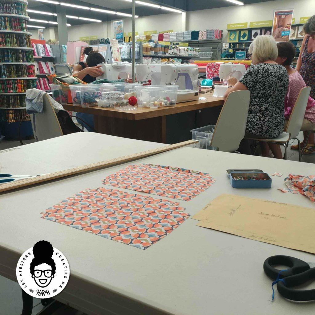 mondial tissus atelier couture sarah gyver gyver
