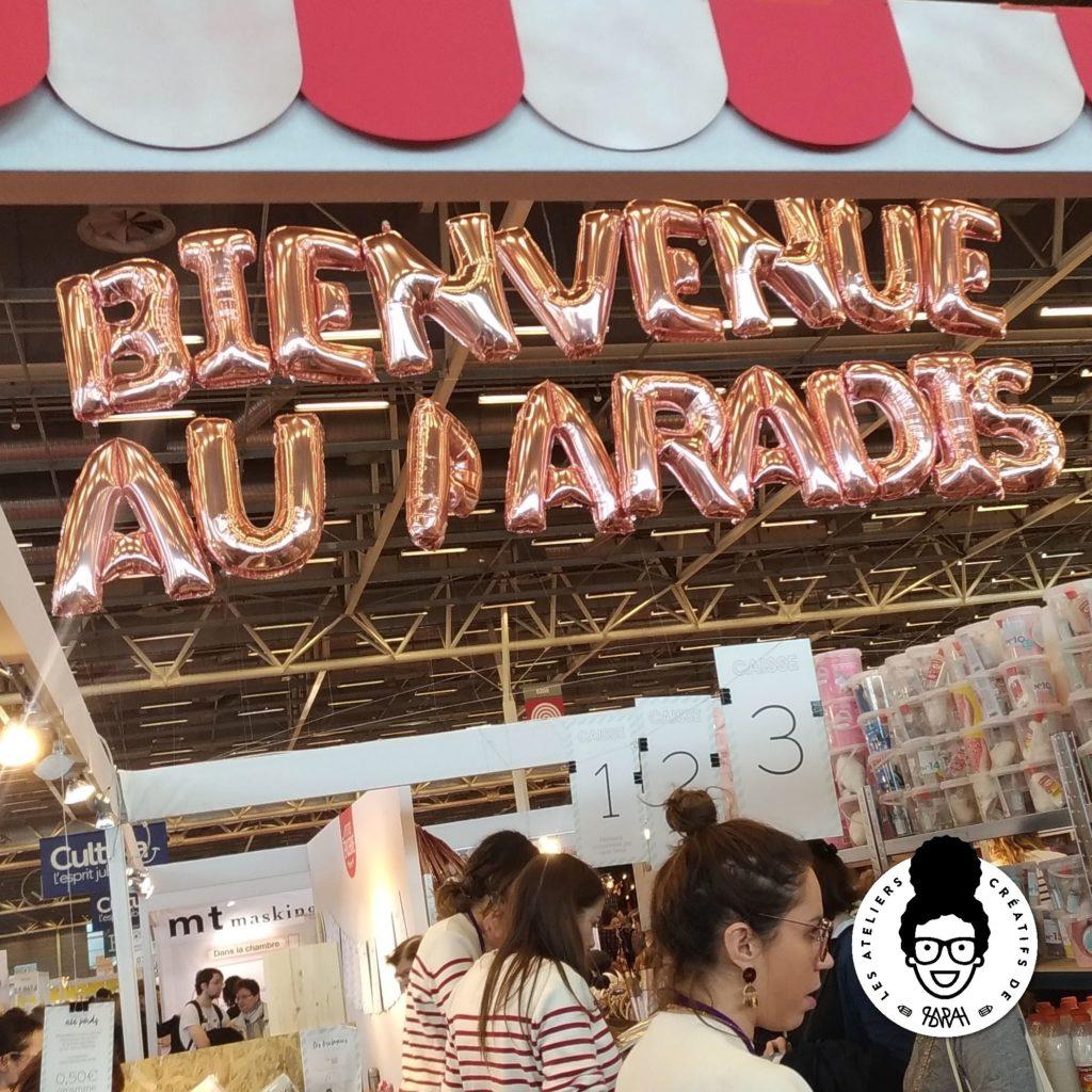 les ateliers créatifs de sarah gyver gaouaoui salon créations et savoir faire diy paris expo