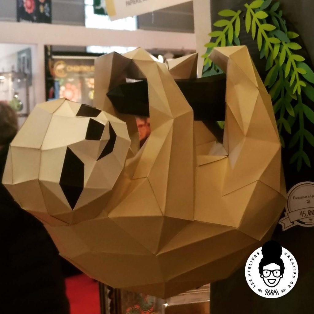 les ateliers créatifs de sarah gyver gaouaoui salon créations et savoir faire diy paris expo agent paper