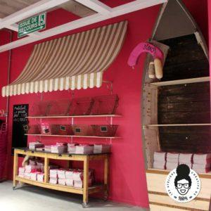 Les ateliers créatifs de Sarah Gyver Gaouaoui décoration maison Zôdio La Rochelle Stand commerce locaux