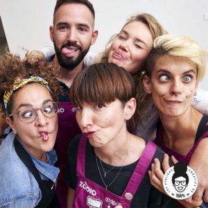 Les Ateliers Créatifs de Sarah Gyver Gaouaoui et L'équipe Zôdio La Rochelle