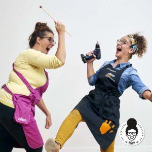 Les Ateliers Créatifs de Sarah et l'équipe Créa Zôdio La Rochelle