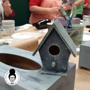 les ateliers créatifs de sarah gyver gaouaoui Zôdio La Rochelle initiation restauration du meuble