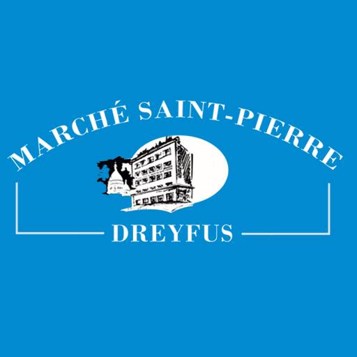 Marché Saint-Pierre Dreyfus
