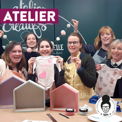 ATELIER – « baby shower »