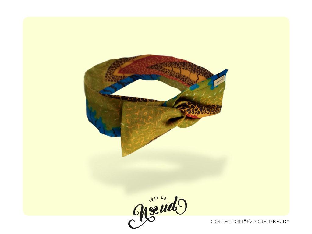 Tête de Noeud Studio Créatrice Sarah Gyver Gaouaoui Paris La Rochelle