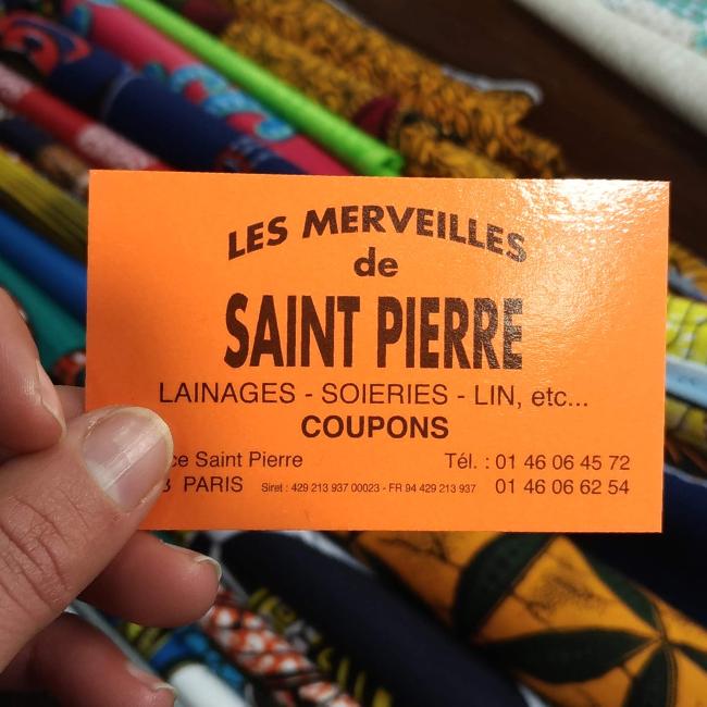 Les Merveilles de Saint Pierre