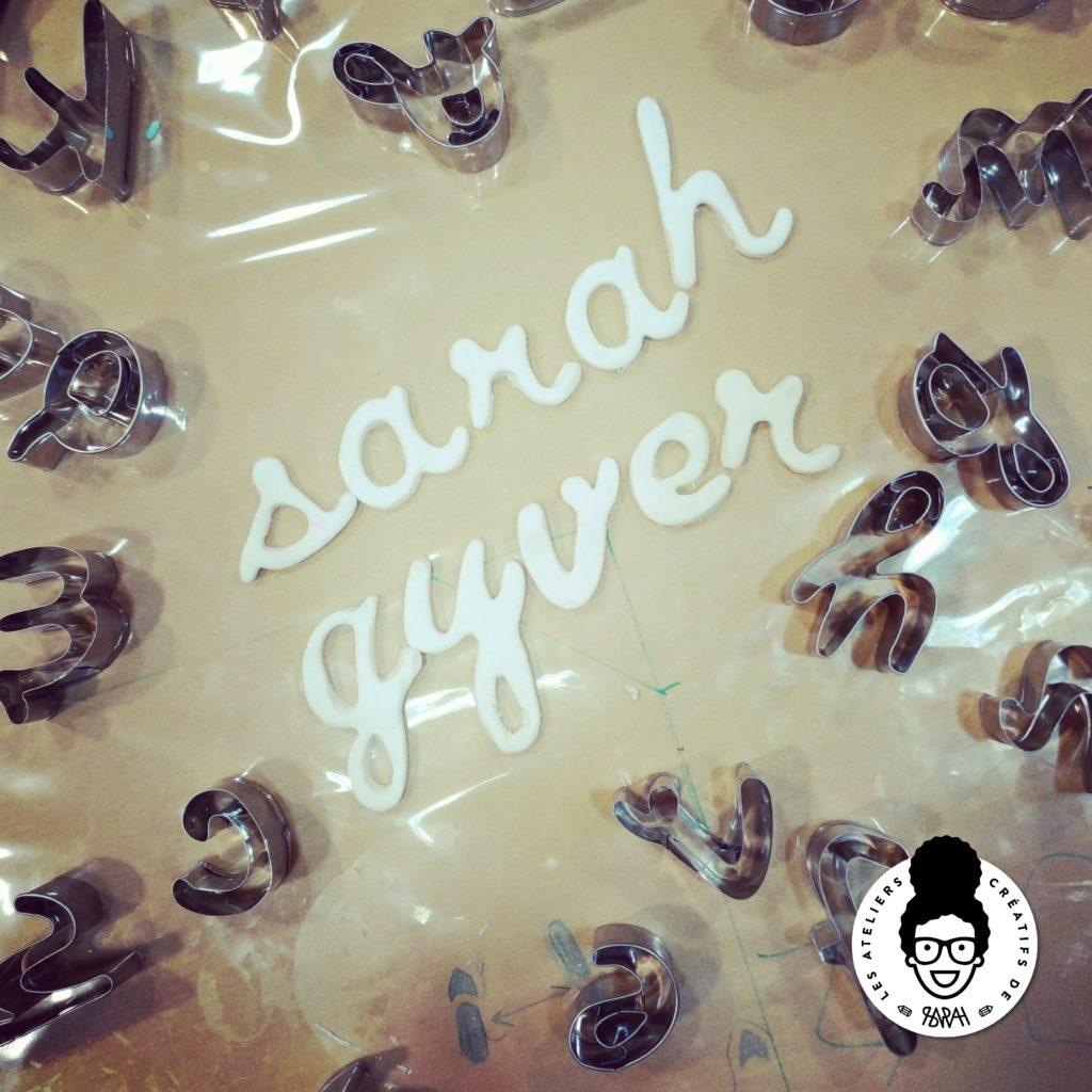 Les Ateliers Créatifs de Sarah Gyver Gaouaoui Zôdio La Rochelle atelier fimo diy