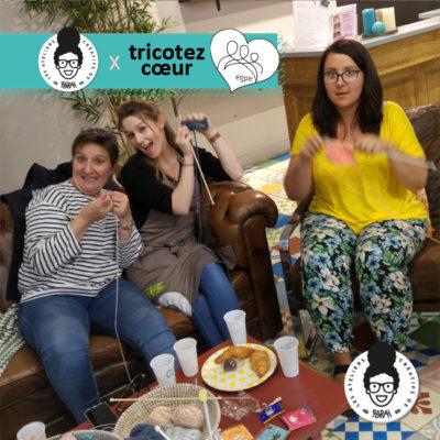 Association Tricotez-Coeur – Tricotons ensemble !