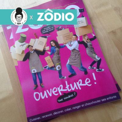 Magazine Zôdio