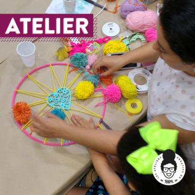 Atelier – «Attrape-Rêve»