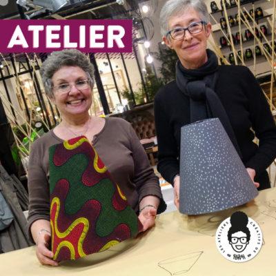 Atelier – «luminaire DIY»