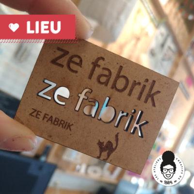 Zôdio «Ze Fabrik» – Herblay