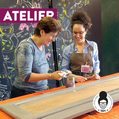 Atelier – «Relook ton meuble»