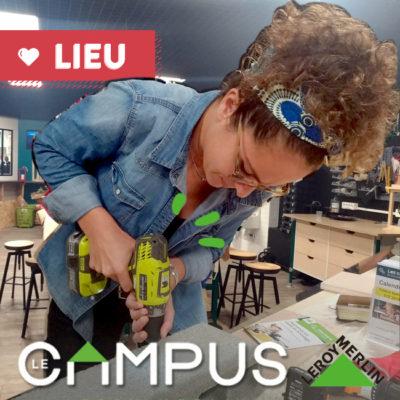 Ateliers Campus de Leroy Merlin – La Rochelle