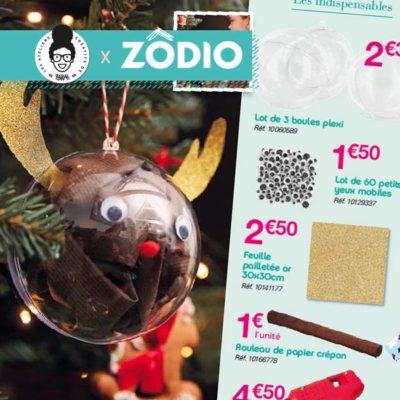 🎅 Web Magazine de Noël 2018 – «Le P'tit Zôdio»