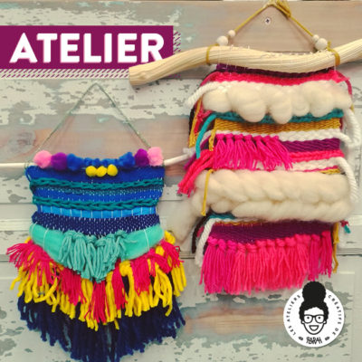 ATELIER – «tissage»